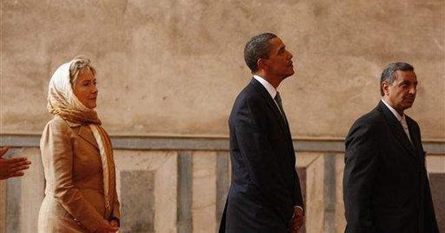 """Mr. President, Visit Pvt. Long's Family, Not """"Where Islam Began"""""""