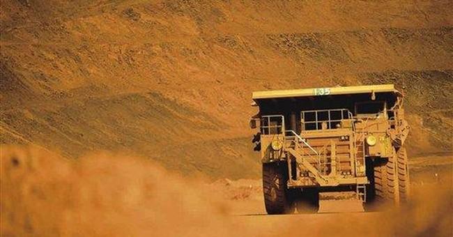 Australia approves BHP uranium mine expansion