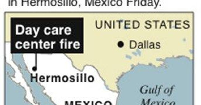 4 missing children found suffocated in Mexico