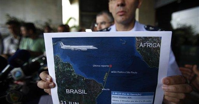 New hunt planned for AF447 wreckage in Brazil