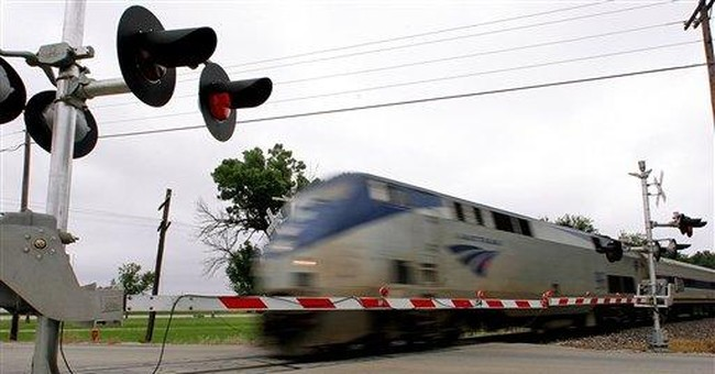 Who Railroaded the Amtrak Inspector General?