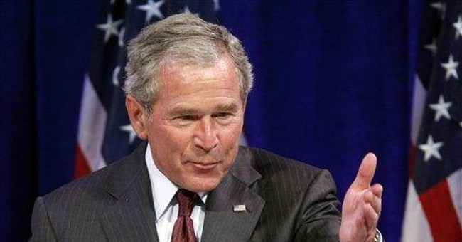 Bush Unplugged--and Unappreciated