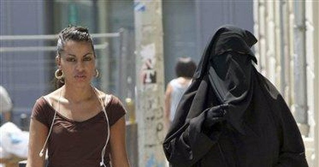 Blaming the Burqa