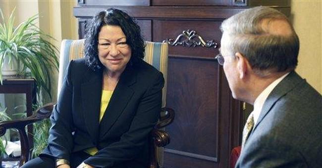 Lawspeak, or: She'll Do Well in America