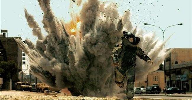 The Quiet War Movie