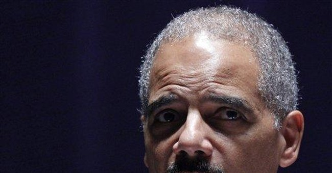 Holder: Petty offenders should await trial at home