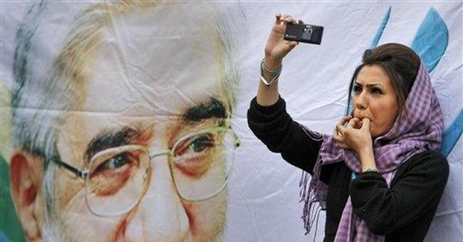 Iran Makes War on Iranians