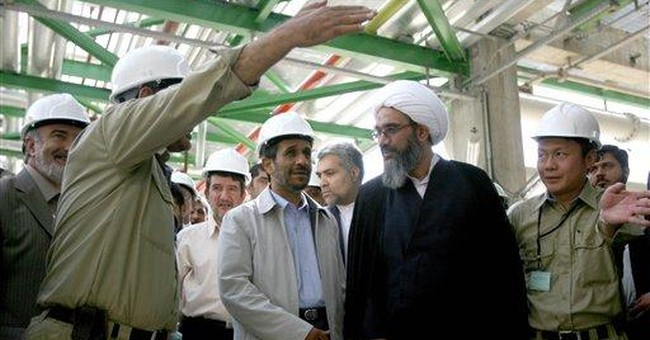 Iran: Desperately Seeking Yeltsin
