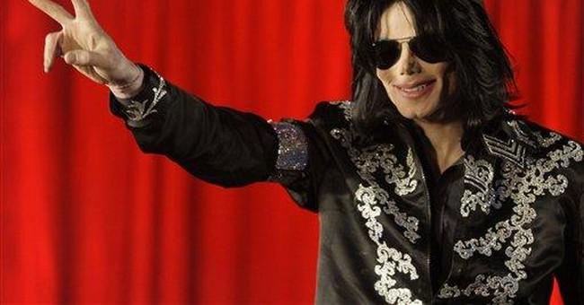 Michael Jackson: Blurring Distinctions