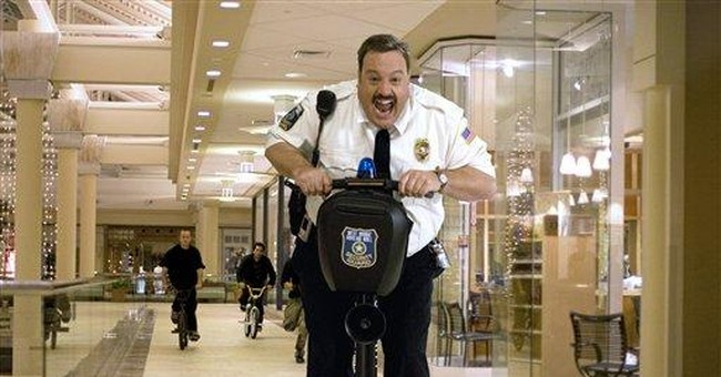 Paul Blart: Mall Cop. Please Arrest the Elitist Reviewers