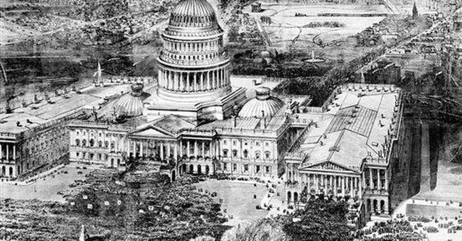 What Did Reagan's Inaugural Say?