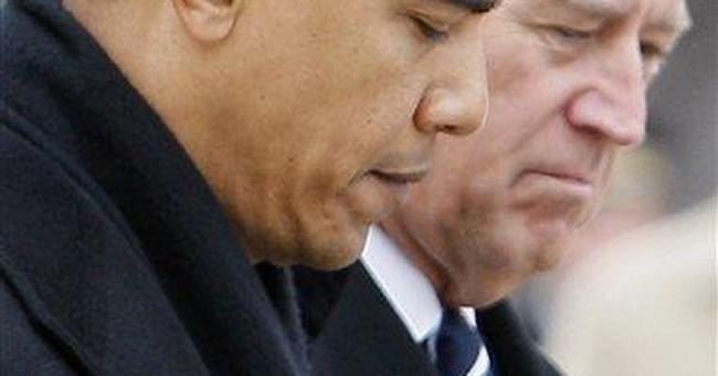 Dr. King's Prayer for Barack Obama