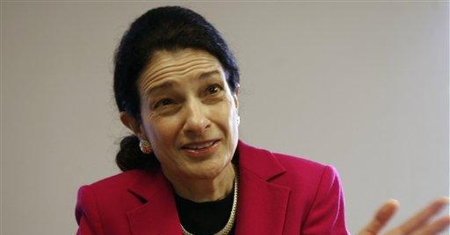 Memo to White House: Snowe is Not in the Forecast