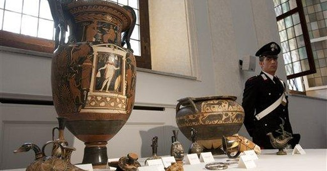Judge limits suit on Hungarian looted art