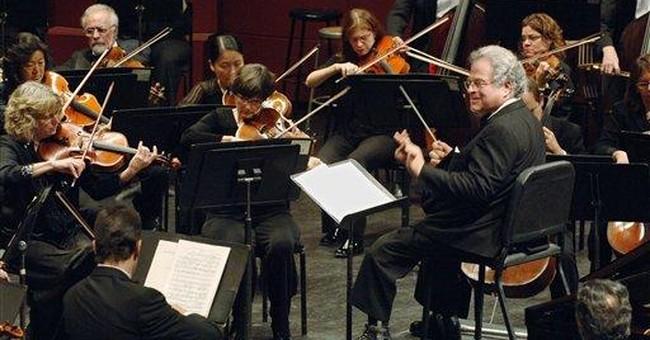 NY Philharmonic names new executive director