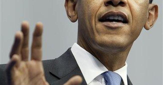 Obama's Moral Clarity Deficit