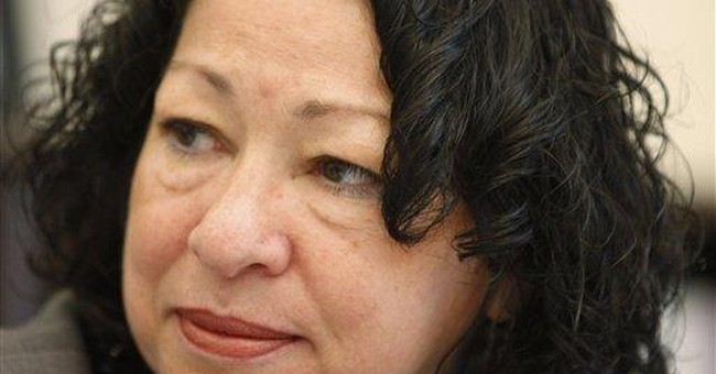 Sotomayor's Selective Empathy