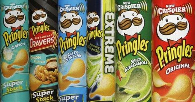 Correction: Procter & Gamble-Pringles story