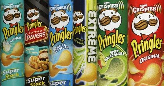 Correction: Procter & Gamble-Pringles story