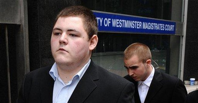 Harry Potter actor jailed for 2 years over London riots