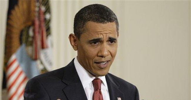 Has Obama's Luck Run Out?