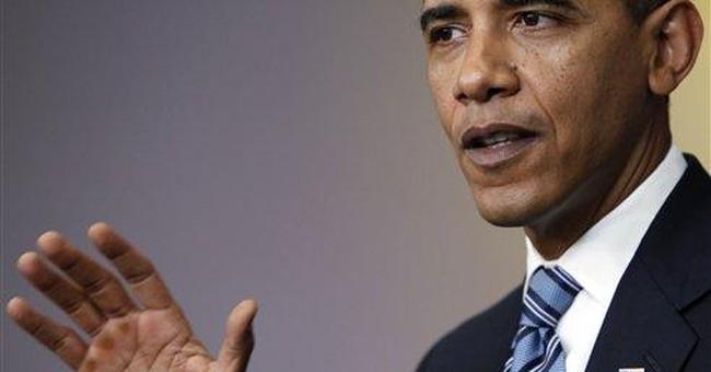Obama's Arrogance Seeping Through
