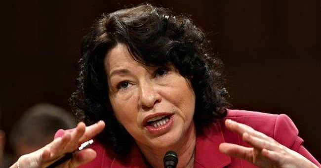 Sotomayor's Ties to La Raza