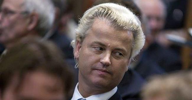 Dutchman Flies Islamization into World Spotlight
