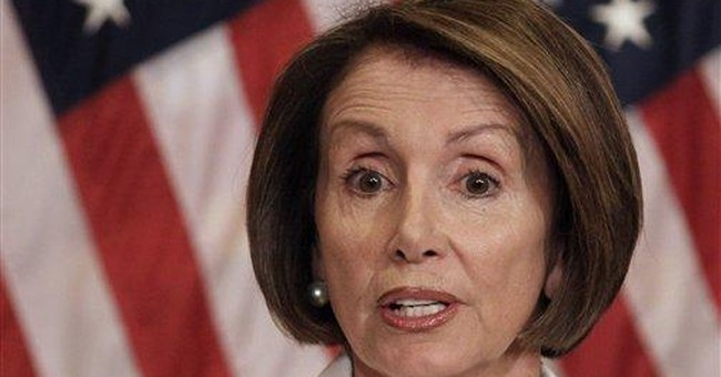 Forget August, Pelosi And Company should be worried about September.