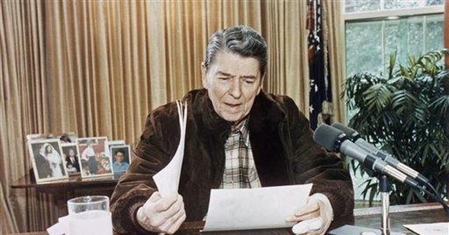 Obama = Reagan?