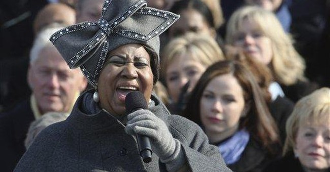 Correction: People-Aretha Franklin story