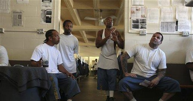 Inmates brawl at Southern Calif. prison; 4 stabbed