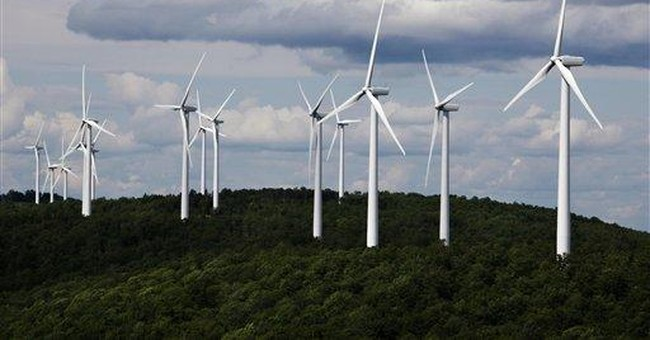 Wind Power Addiction?