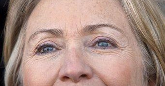 Clinton on the Verge of a Nervous Breakdown