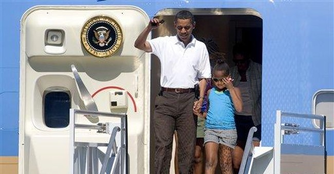What Obama's Vacation Tells Us
