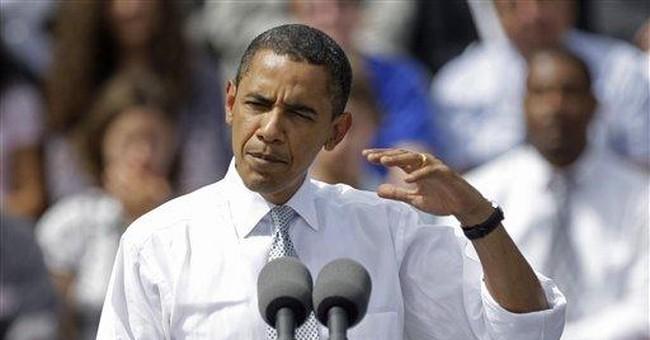 Obama's Unholy Attack