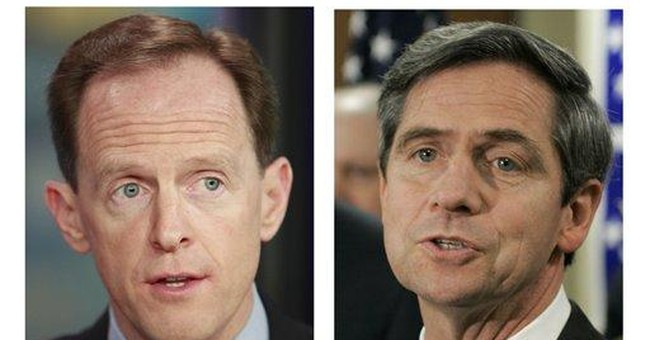 Sestak's Race to Lose