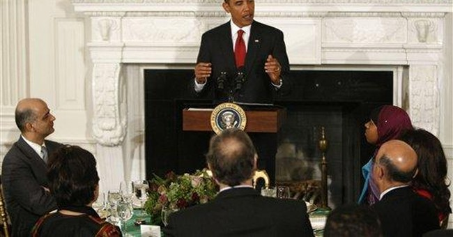 Obama Offends - And Doesn't Seem To Know It