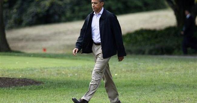 More Cowbell... er, Obama
