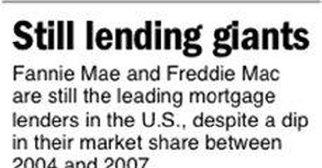 GOP challenges proposed gov't deal on foreclosures
