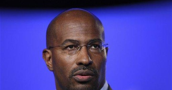 Van Jones' Toxic Dump on Obama and Environmentalism
