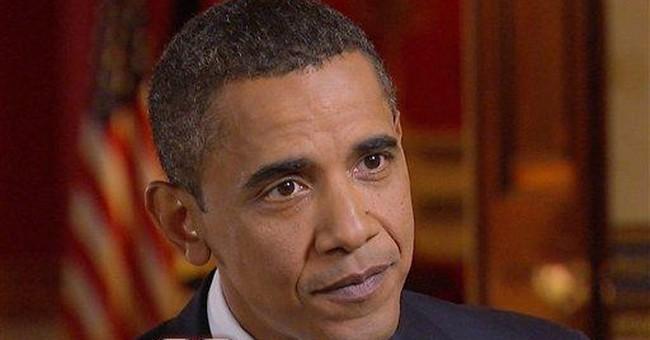 In Obama We Don't Trust