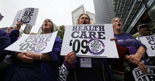 Healthcare Debacle Portends Well for GOP