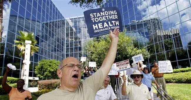Fla. commercial health insurance rolls dropping