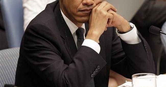 Obama's Competing Waterloos