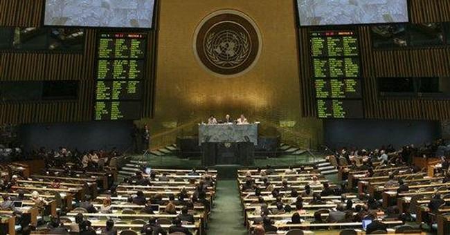 Surrendering U.S. Sovereignty at G-20 Summit