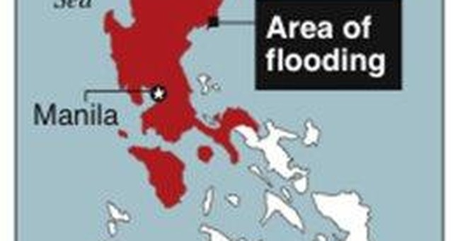 Death toll rises to 41 in Philippine storm