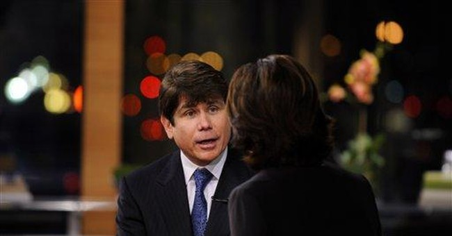 Blagojevich in the Fading Spotlight