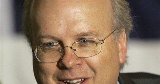 Catching Up With Karl Rove