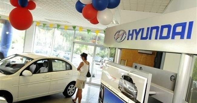 Fact sheet: 2011 Hyundai Elantra
